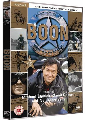 Boon: The Complete Sixth Series