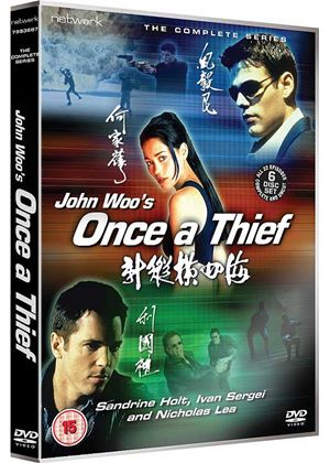 John Woo's Once a Thief: The Complete Series