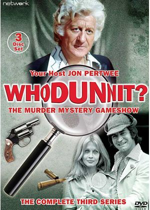 Whodunnit - Series 3 - Complete