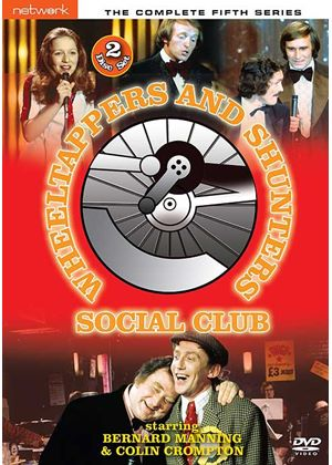 Wheeltappers And Shunters Social Club - Series 5 - Complete
