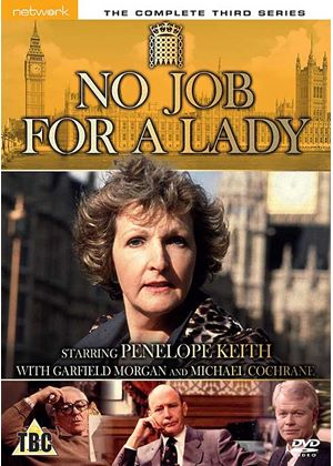 No Job For A Lady - Series 3 - Complete