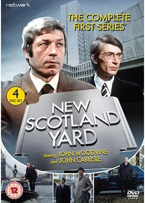 New Scotland Yard: The Complete First Series (1972)