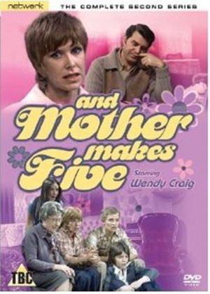 And Mother Makes Five - Series 2 - Complete