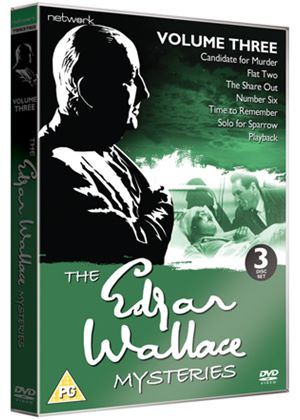 Edgar Wallace Mysteries: Volume 3 (1962)