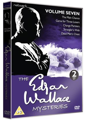 Edgar Wallace Mysteries: Volume 7 (1965)