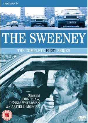 The Sweeney - Series 1 (with subtitles)