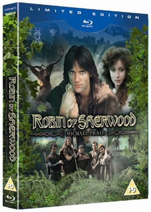 Robin Of Sherwood - Series 1 and 2 (1984) (Blu-Ray)