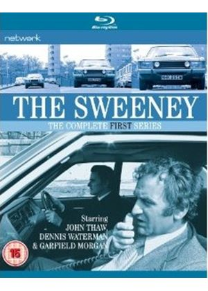 The Sweeney - Series 1 (with subtitles) (Blu-Ray)
