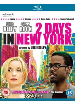 Two Days In New York (Blu-Ray)