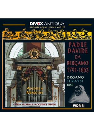 Bergano: Romantic Organ Works (Historic Organ Series, Vol. 3) (Music CD)