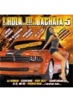 Various Artists - Hola Bachata Vol.5 (Music CD)