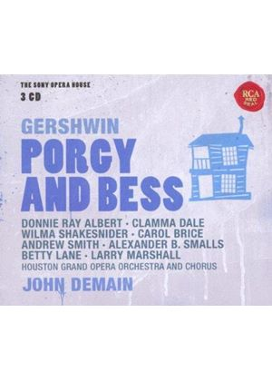 Houston Grand Opera Orchestra - Gershwin (Porgy and Bess) (Music CD)
