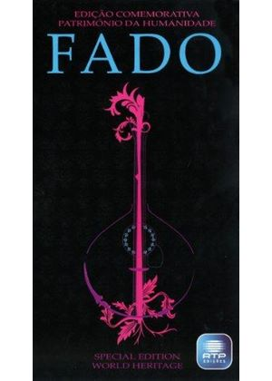 Various Artists - Fado (Special World Heritage Edition) (Music CD)