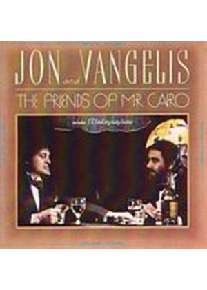 Jon And Vangelis - Friends Of Mr Cairo (Music CD)