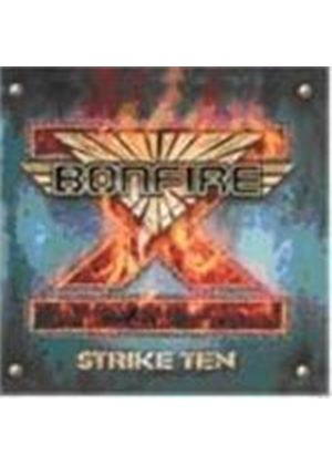 Bonfire - Strike Ten [Bonus Track] (Music CD)
