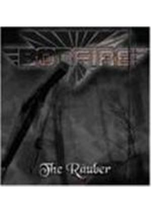Bonfire - The Rauber (Music CD)