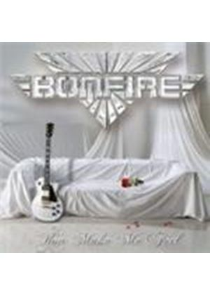Bonfire - You Make Me Fill (The Ballads) (Music CD)