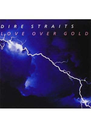 Dire Straits - Love Over Gold (Music CD)