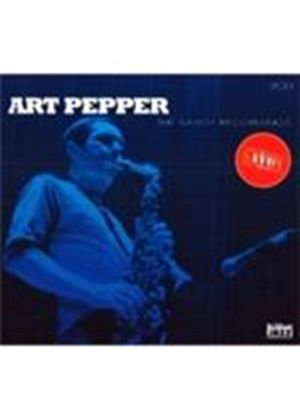 Art Pepper - Savoy Recordings (Music CD)
