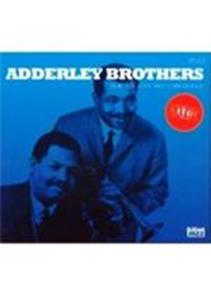 Adderley Brothers - Savoy Recordings (Music CD)