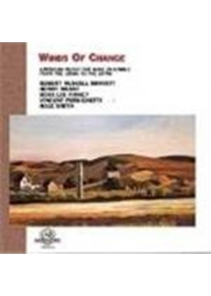 Winds of Change: American Music for Wind Ensemble 1950s-70s