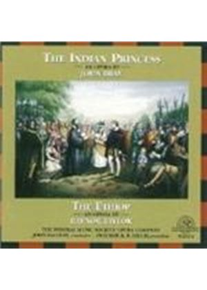 J. Bray And R. Taylor - Indian Princess / The Ethiop