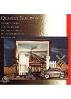 Quartet Romantic - American String Quartets