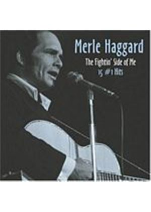 Merle Haggard - The Fightin Side Of Me [Fifteen Number One Hits] (Music CD)