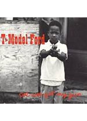 T Model Ford - Pee Wee Get My Gun (Music CD)