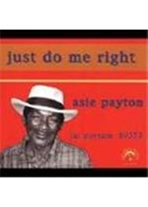 Asie Payton - Just Do Me Right
