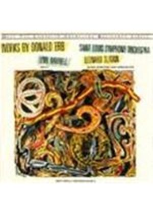 Donald Erb: Orchestral Works