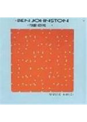 Ben Johnston: Ponder Nothing - Chamber Music