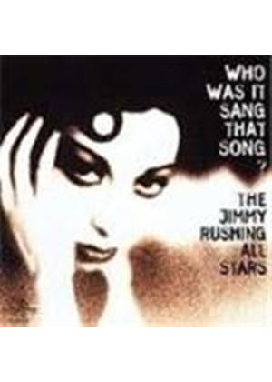 Jimmy Rushing - Who Was It Sang That Song