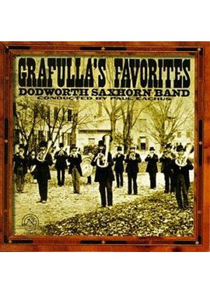 Dodworth Saxhorn Band - Grafulla's Favourites