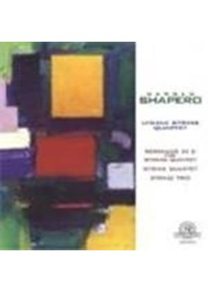 Shapero: String Quartets
