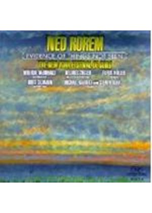 Ned Rorem - Evidence Of Things Not Seen (McDonald, Ziegler, Muller)