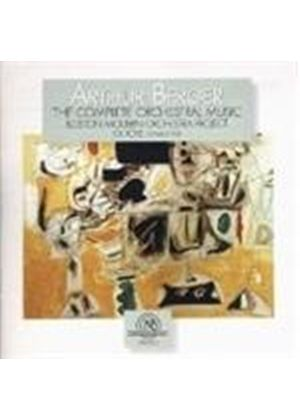 Arthur Berger - COMPLETE ORCHESTRA MUSIC