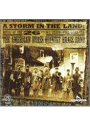American Brass Quintet - STORM IN THE LAND - MUSIC OF 26TH