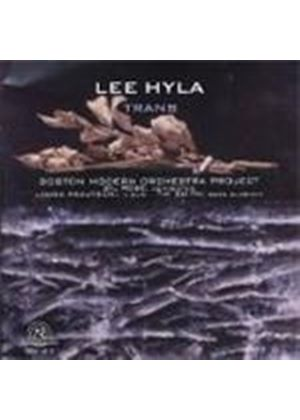 Lee Hyla - Trans (Rose, Boston Modern Orchestra Project, Frautschi)