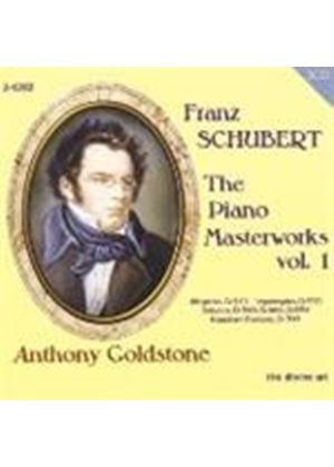 Schubert: Piano Masterworks, Vol 1
