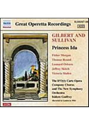 Gilbert And Sullivan - Princess Ida, The Gondoliers (Godfrey, DOyly Carte) (Music CD)