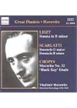 Great Pianists - Horowitz