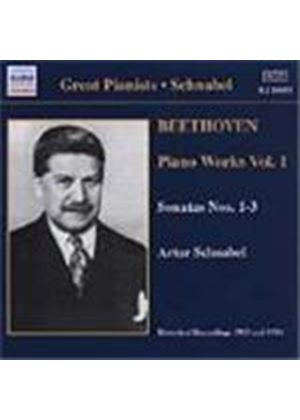 Beethoven: Piano Works, Vol 1