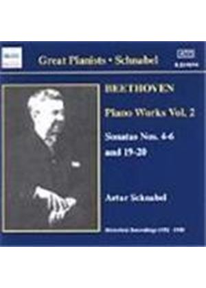 Beethoven: Piano Works, Vol 2