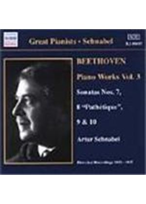 Beethoven: Piano Works Vol 3