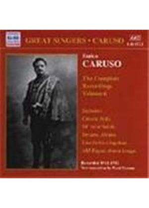 Caruso - Complete Recordings, Vol. 6