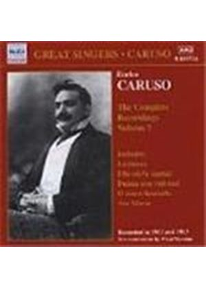 Caruso (The) Complete Recordings, Vol 7