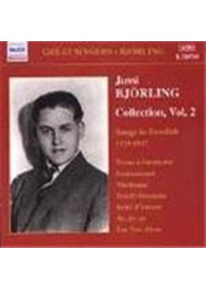Great Singers - Jussi Björling Collection Vol 2
