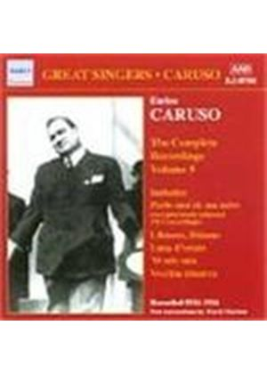 Caruso - Complete Recordings Vol 9