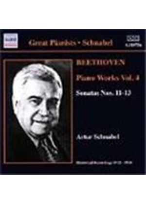 Beethoven: Piano Works Vol 4